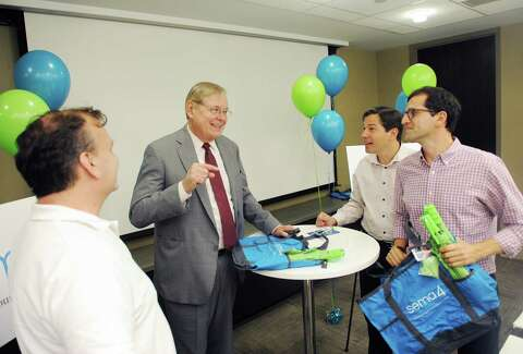 "Stamford mayor welcomes ""exciting"" biotech firm to city"
