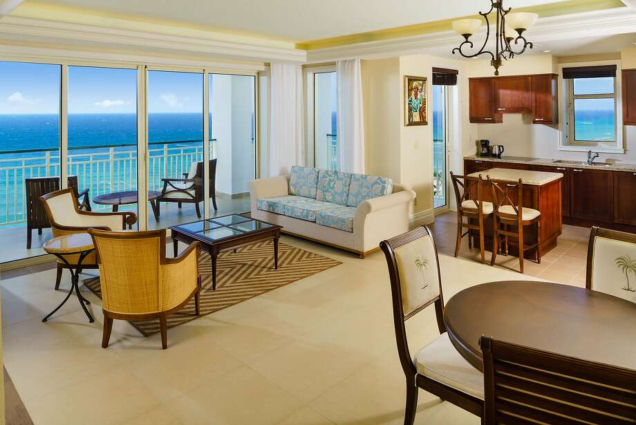 The 217 suites and villas of the new Jewel Grande Montego Bay Resort & Spa are one- to three-bedroom accommodations. Photo: Courtesy Of�Jewel Grande Montego Bay
