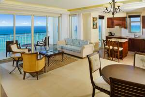 The 217 suites and villas of the new Jewel Grande Montego Bay Resort & Spa are fully stocked one- to three-bedroom residential-style accommodations.