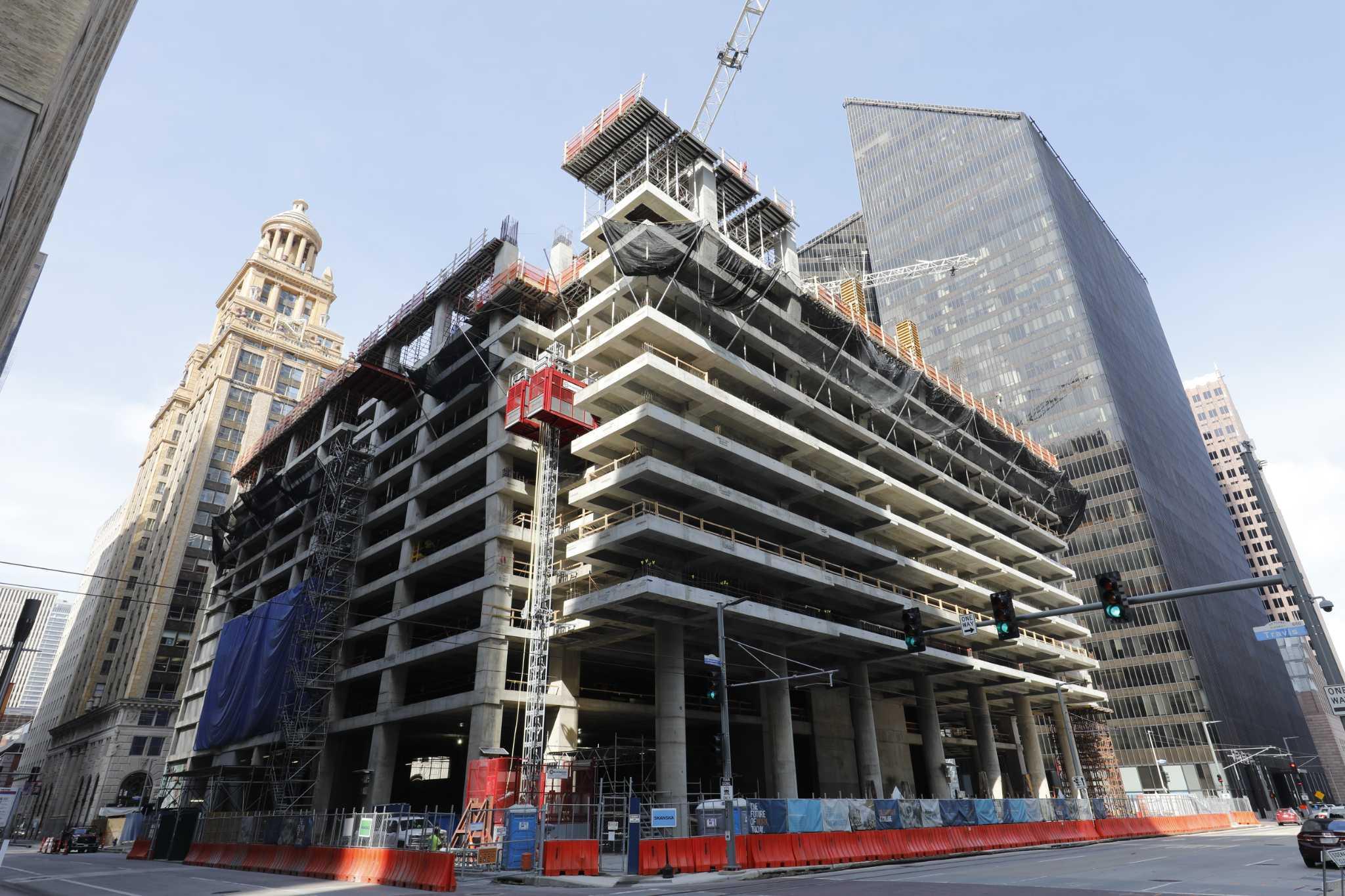 Quantum Energy Partners leases Capitol Tower's top floor ...