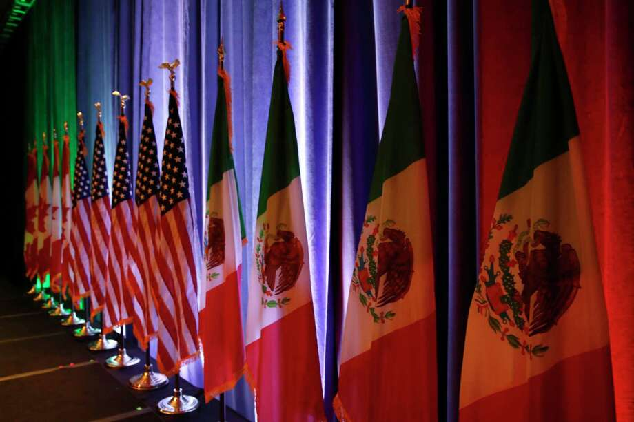 Talks should acknowledge decades of cooperation and success of free trade. Photo: Jacquelyn Martin, STF / Copyright 2017 The Associated Press. All rights reserved.