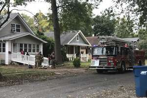 The Edwardsville Fire Department responded to a house call around 3:30 p.m. Wednesday afternoon on Ruskin Avenue.