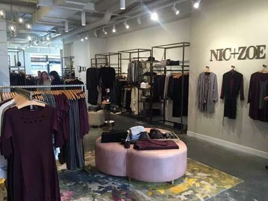 Nic+Zoe is open as of October 2017 at 7 Church Lane at Bedford Square in Westport, Conn.