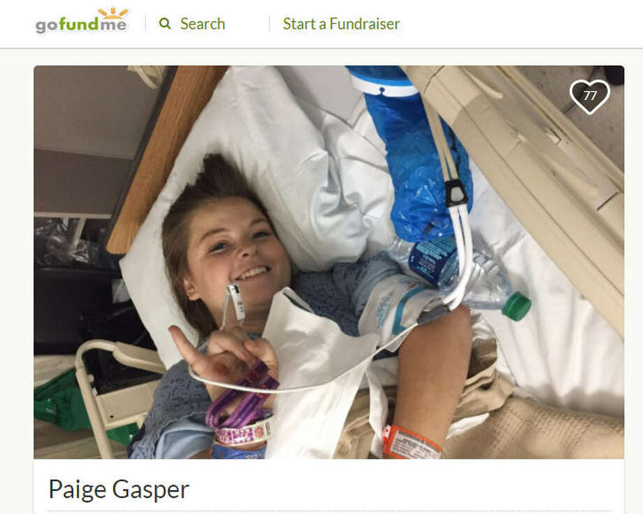 Paige Gasper is suing MGM Grand, Live Nation Entertainment and Slide Fire Solutions LP of Moran,Texas for the mass shooting in Las Vegas.Image source: GoFundMeLearn more about the victims of the shooting up ahead. Photo: Cory O'Neal Via GoFundMe