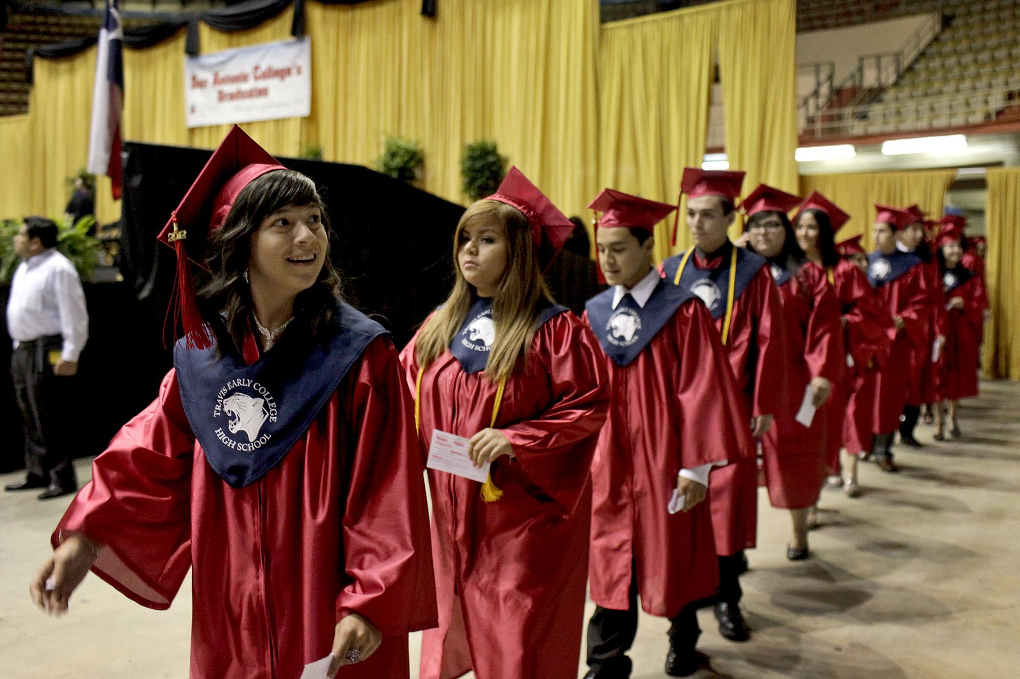 SAISD, Alamo Colleges partnership working for students