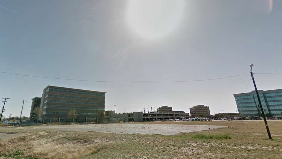 Natural Gas Services Group is planning to build a three-story building near the intersection of Big Spring Street and Veterans Airpark Lane. Photo: Google Maps