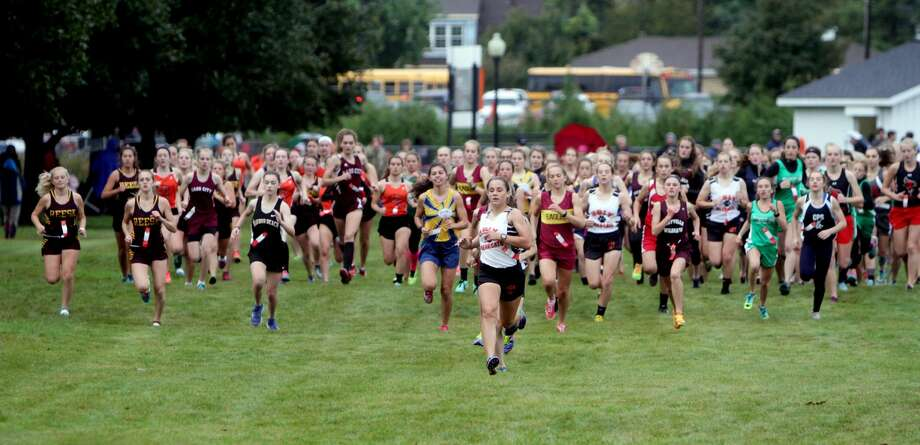 Ubly Cross Country Invitational 2017 Photo: Paul P. Adams/Huron Daily Tribune