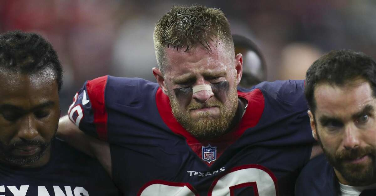 TEXANS MID-SEASON GRADES The Texans are 3-5 half way through the season. Scroll through the slideshow to see how John McClain grades the performances at each position in addition to his overall grade.