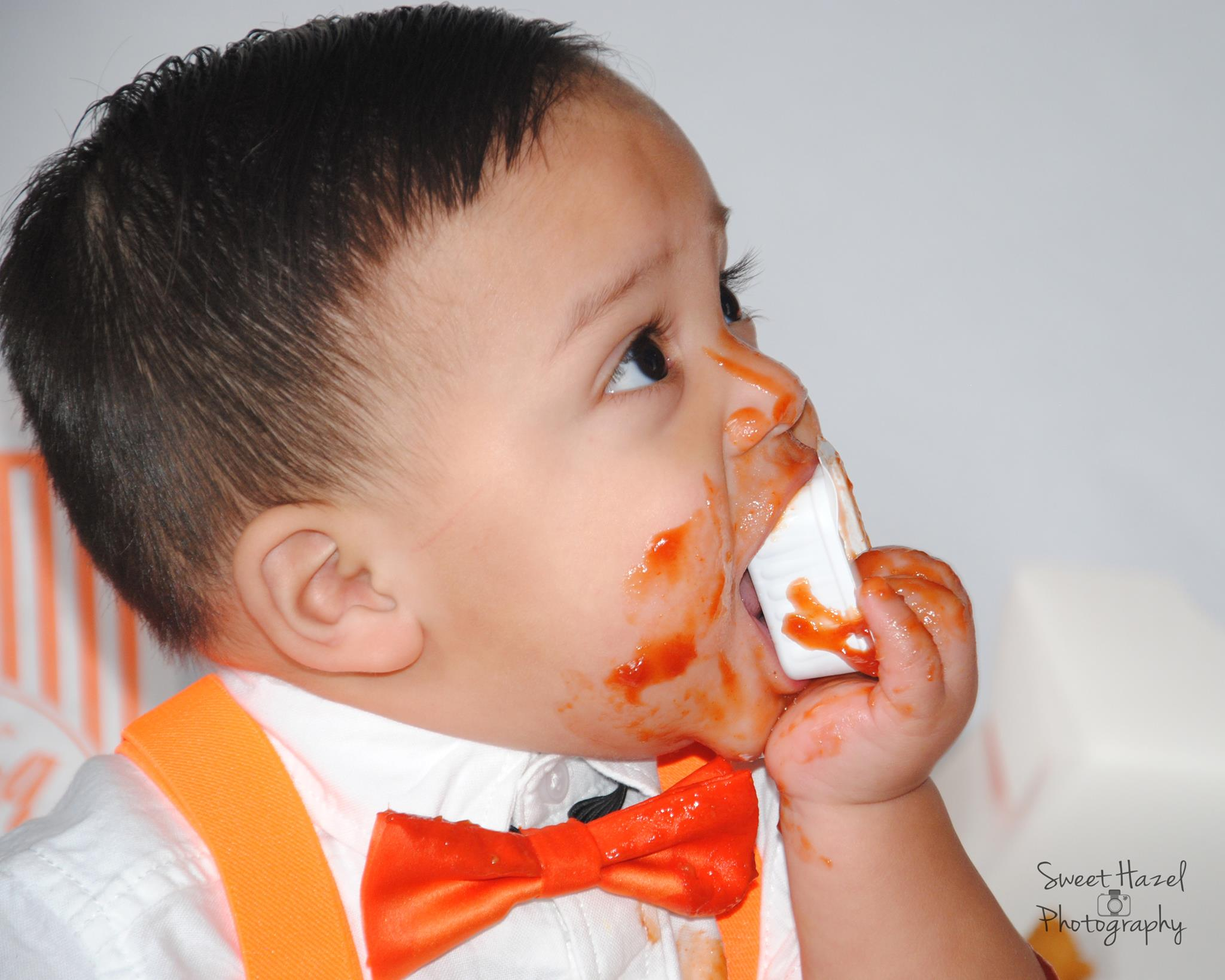 Houston Baby Smashes Whataburger Instead Of Cake In First
