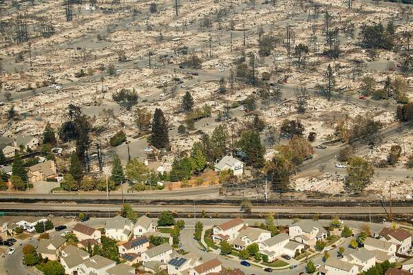 PG&E bankruptcy: 2017 Tubbs Fire becomes central issue