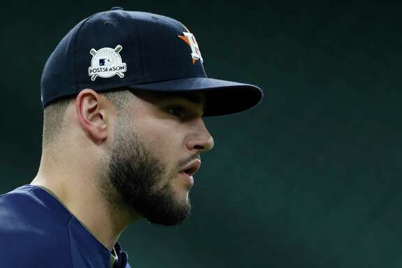 Lance McCullers Jr., who battled injuries after making this year's AL All-Star team, says he feels like he's almost back to where he was in the first half.