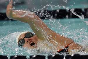 Shelton defeats Guilford, 120-47 and Branford, 101-67, in a dual meet, Wednesday, Oct. 11, 2017, at the  Shelton Community Center pool.