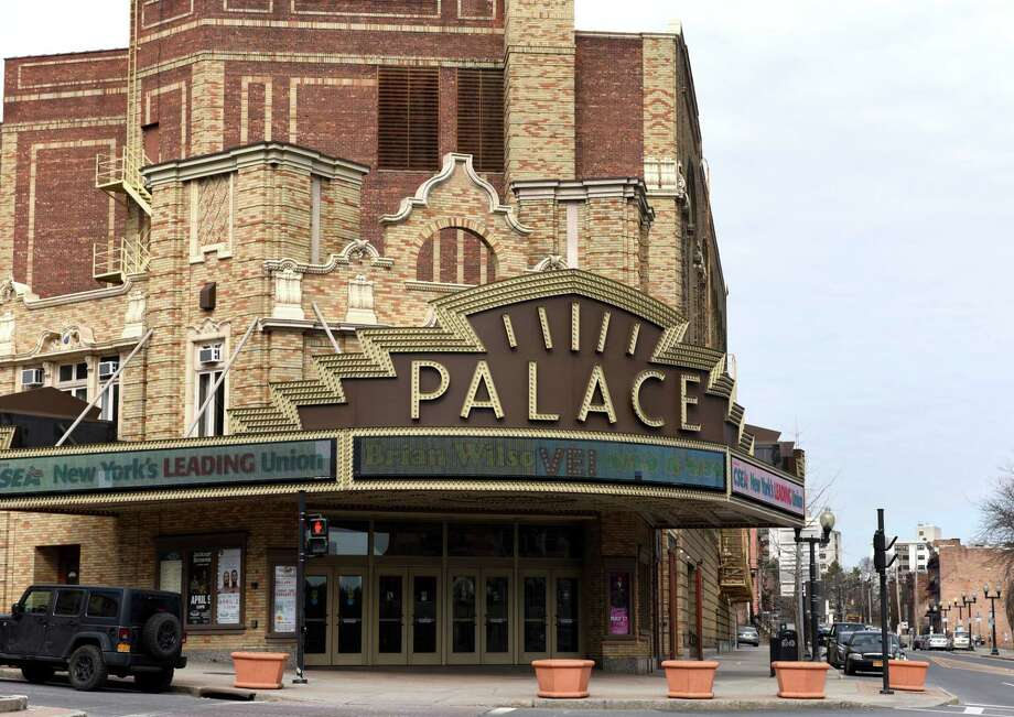 Exterior of the Palace Theatre at the corner of Clinton and North Pearl Streets on Monday, March, 6, 2017, in Albany, N.Y.  (Will Waldron/Times Union archive) Photo: Will Waldron