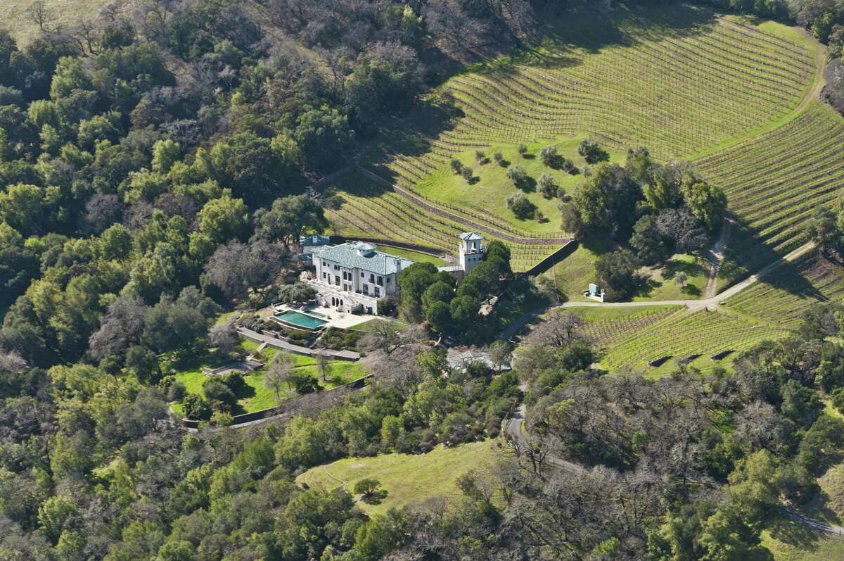 Napa Valley residence of Comedian Robin Williams