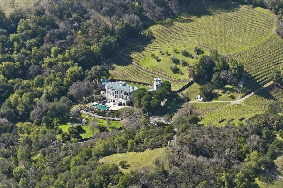 Napa Valley residence of Comedian Robin Williams Photo: Steve Proehl / Getty Images / This content is subject to copyright.