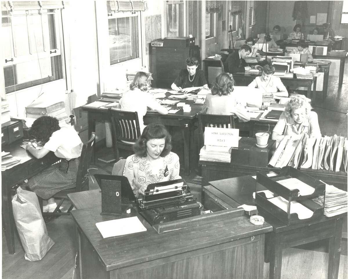 """Code girls"" helped break enemy codes during WWII."