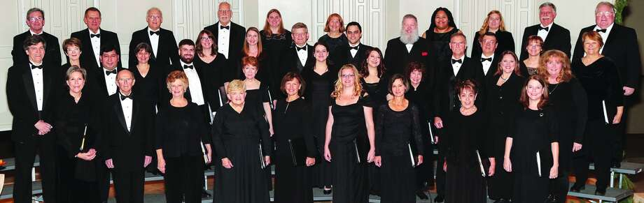 Pictured is the Masterworks Chorale. Photo: For The Edge