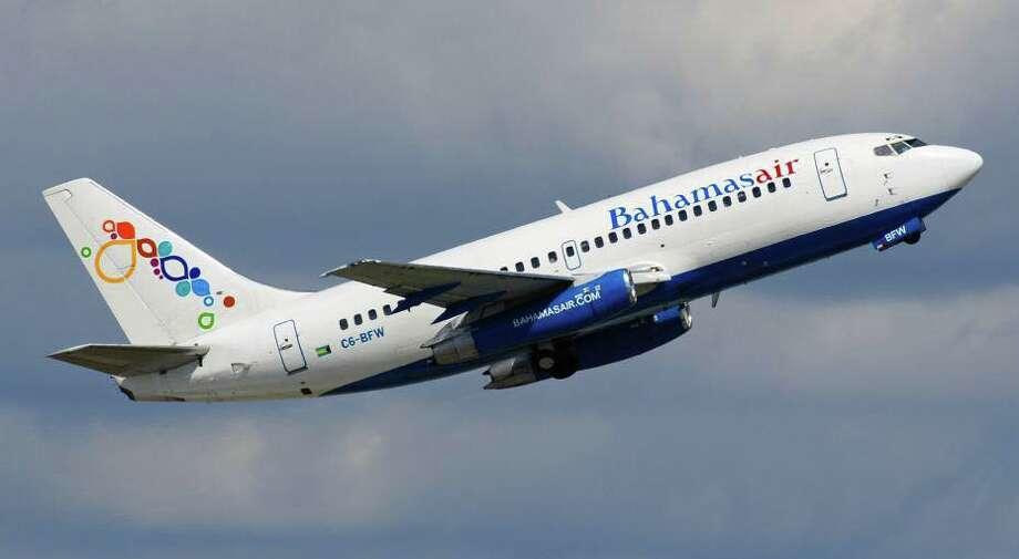 Bahamasair will offer nonstop flights between Houston and Nassau, Bahamas, starting Nov. 16. Photo provided by Bahamasair.