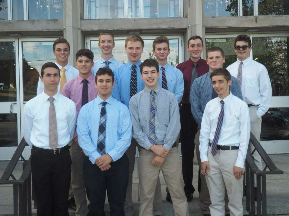 Twelve students at Xavier High School in Middletown were recently designated as Commended Students in the 2018 National Merit Scholarship Program.
