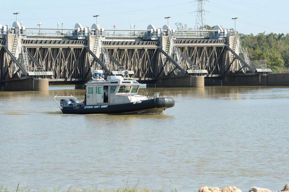 Authorities are recovering a body on the Neches River this morning in Hardin County.  Guiseppe Barranco/The Enterprise