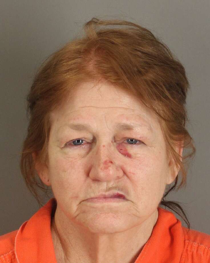 Elizabeth Ann Taylor was charged with the murder of Larry Wayne Atwood, 58, of Vidor. Photo: Jefferson County Sheriff's Office