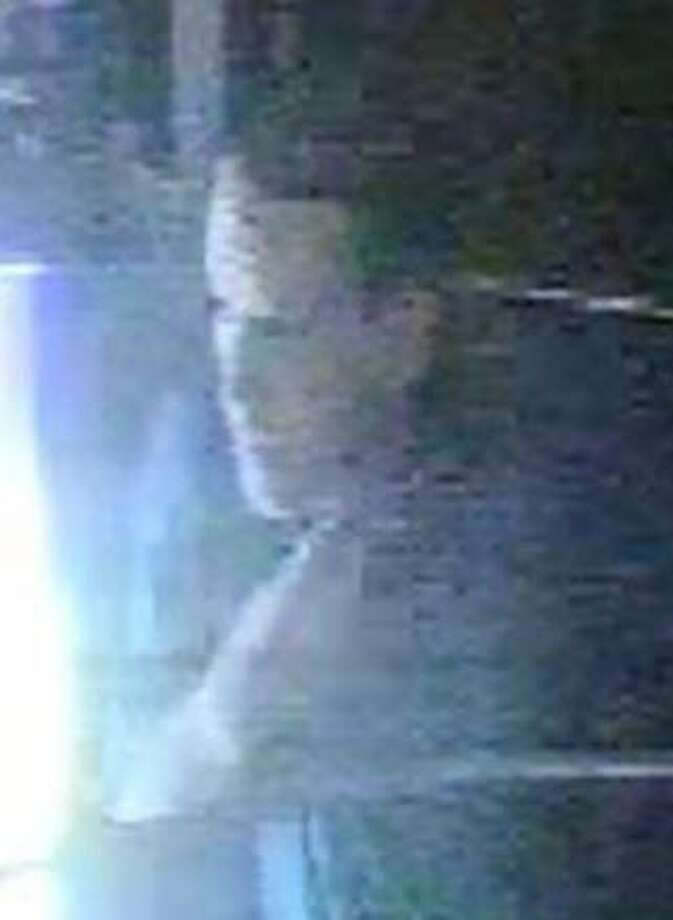 Police are looking to identify a man in connection with a Monday gas station burglary in Milford. Photo: By Register Staff / Photo Courtesy Of Milford Police