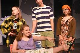 """Scenes from Pickwicks new show """"Project 398.2: In a Land Far Away,"""" photographed Sept. 28, 2017 at Midland Community Theater. James Durbin/Reporter-Telegram"""
