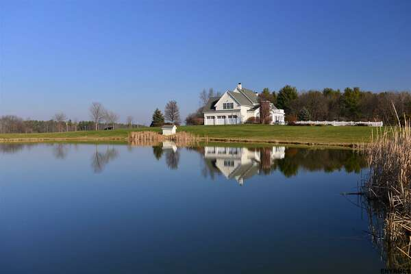 $1,550,000.  221A Peters Road, Northumberland, NY 12831.  View listing.