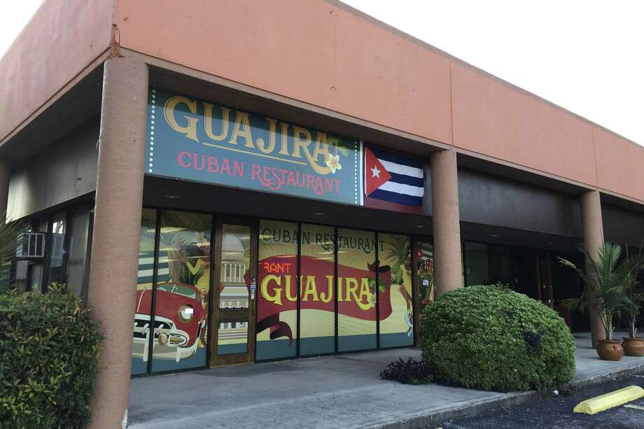 Guajira Cuban Restaurant, located at 3261 Nacogdoches Road, has closed since opening in July 2017. Photo: Mike Sutter /Staff File Photo