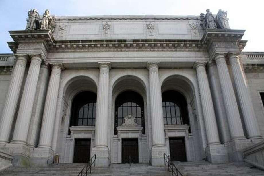 Connecticut Supreme Court Photo: CT News Junkie Photo / CT News Junkie Photo