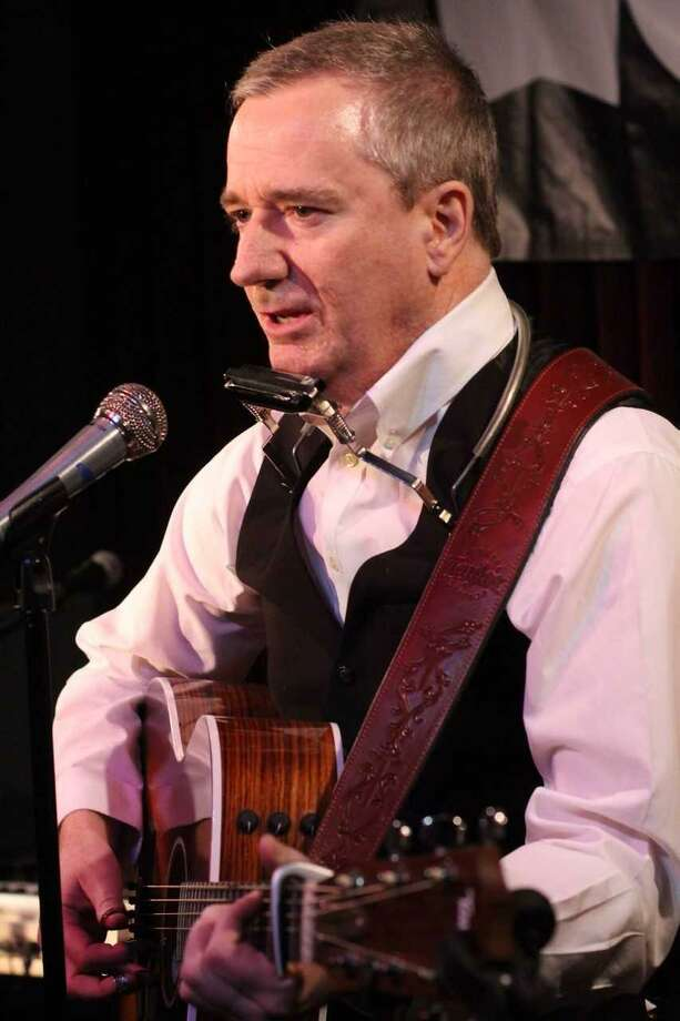 Folk singer/songwriter Will Baird is performing a free concert at St. Luke's Parish in Darien, Conn. on Oct. 21, 2017. Photo: Contributed Photo / Darien News contributed