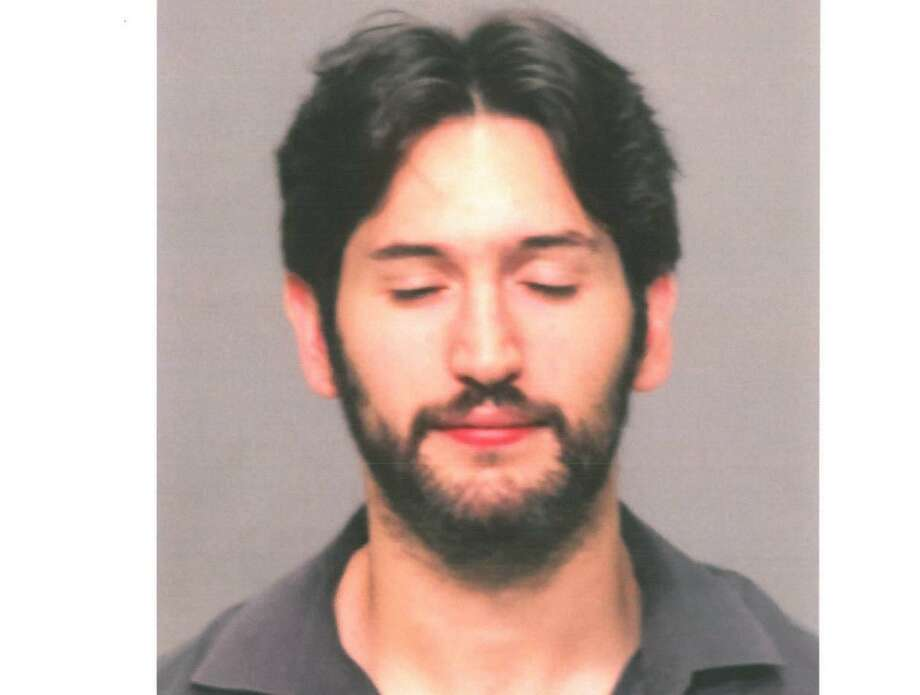 Former theater  teacher Jesse Lozano, 25, of Brooklyn, New York, was denied a court diversionary program for sending sexually explicit texts to a 15-year-old Sacred Heart student in Greenwich. Photo: Greenwich Police / Contributed
