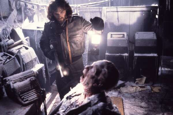 The Thing - Kurt Russell 1982 Universal City Studios, Inc.