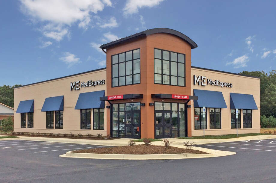 MedExpress Urgent Care will be opening its first area location. Photo: NewQuest Properties