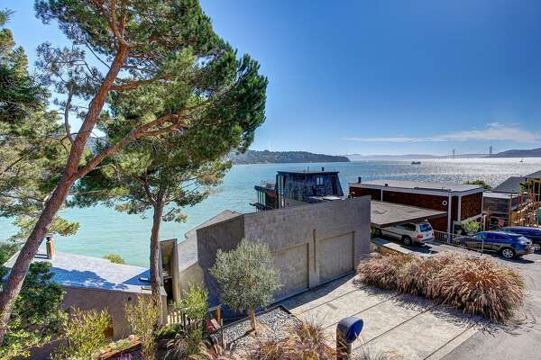 2322 Mar East in Tiburon is a two-bedroom waterfront home available for $2.995 million.�