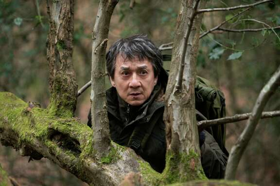 "Jackie Chan stars as a father bent on revenge in ""The Foreigner."""