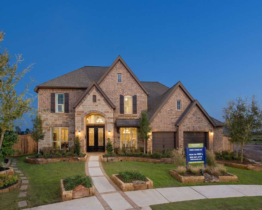 Buyers can discover a social hub, parks, trails and more at the community of Elyson, featuring Perry Homes. / BRUCE GLASS