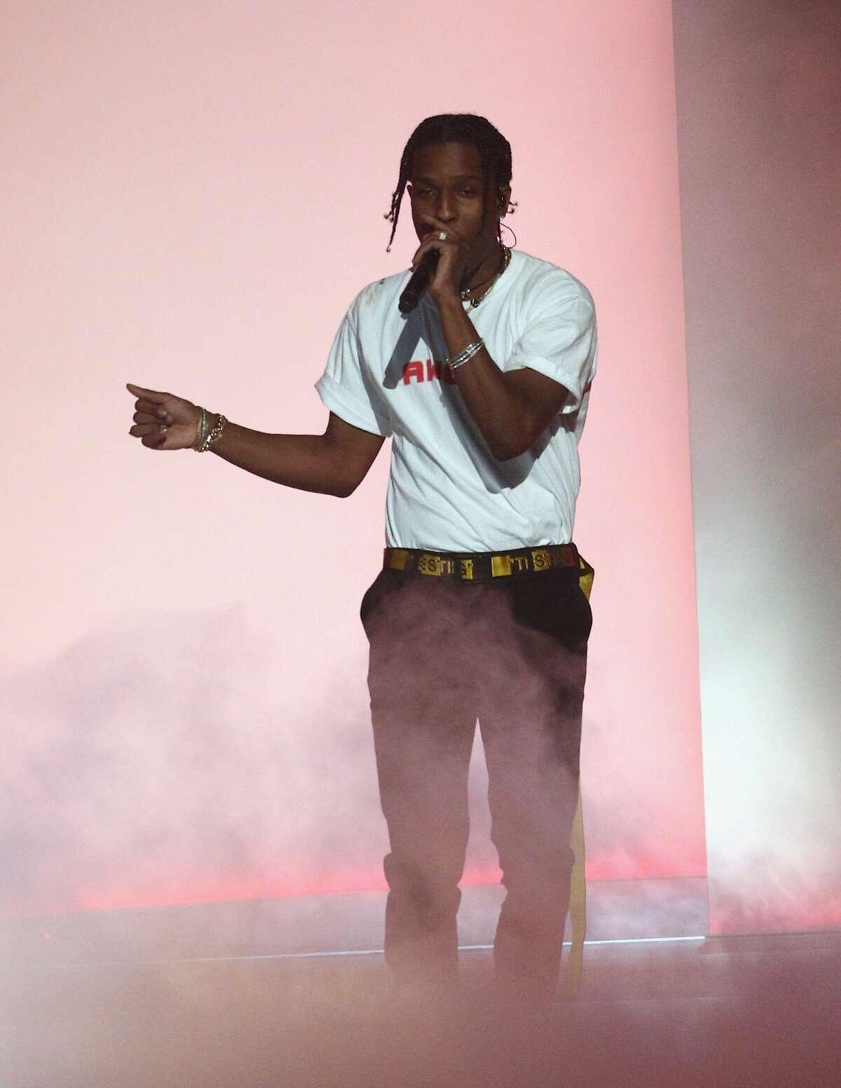 A$OP Mob: A$AP Rocky,A$AP Ferg,A$AP Twelvyy,A$AP Nast andA$AP Ant will be headlining at White Oak Music Hall on Thursday, Oct. 19. Doors open at 5:30 p.m. More Details:www.whiteoakmusichall.com