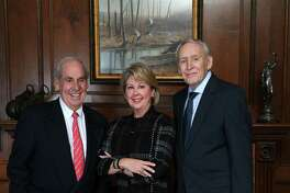 From left to right: John Daugherty, Cheri Fama and David Young