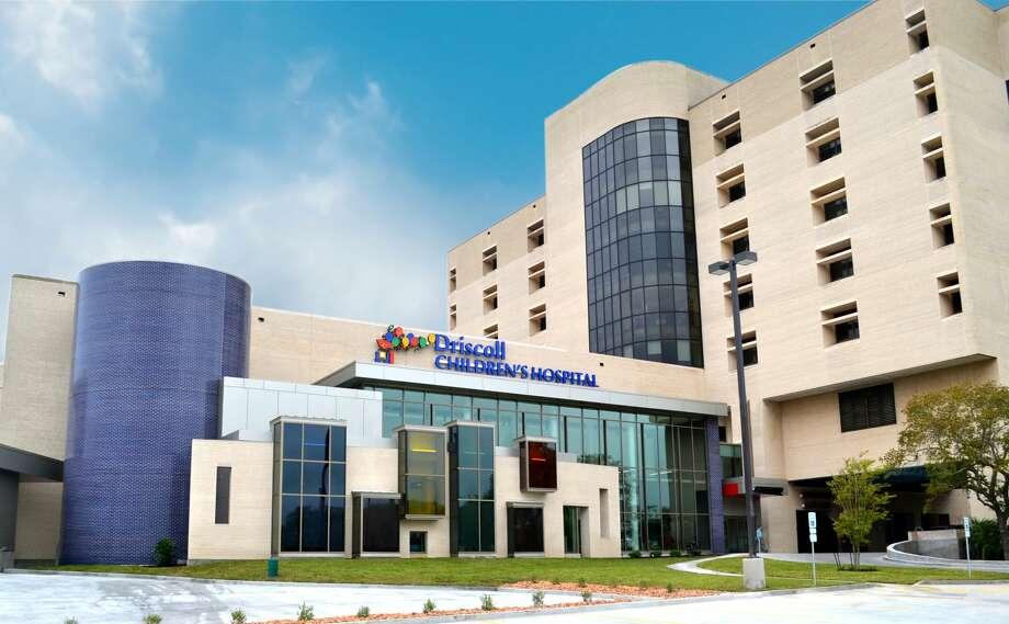 Driscoll Children's Hospital in Corpus Christi is shown in the file photo. Photo: Driscoll Children's Hospital