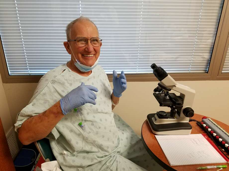 Dr. Bryant Vaughn is a scientist and Texas A&M professor who has continued teaching and researching while undergoing cancer treatment at MD Anderson.See the best hospitals in Texas according to U.S. News & World Report. Photo: Bryant Jr, Vaughn M