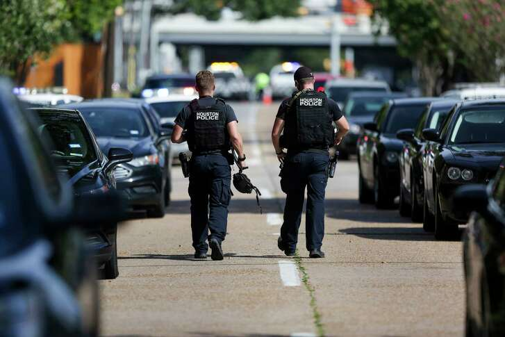 Nathan DeSai opened fire in West University, injuring nine people, before he was killed.