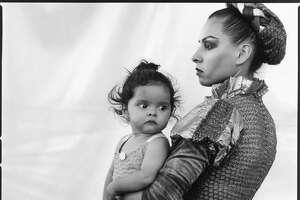 """Norma I. Quintana, """"Circus Toddler"""""""