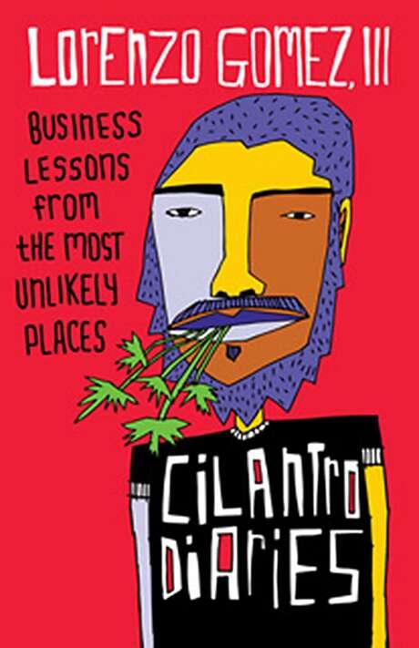 book's cover, designed by local artist Cruz Ortiz. Photo: Courtesy