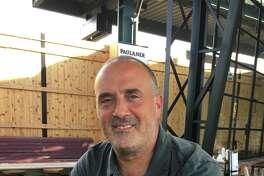 Village Beer Garden chef/owner Michael Jannetta