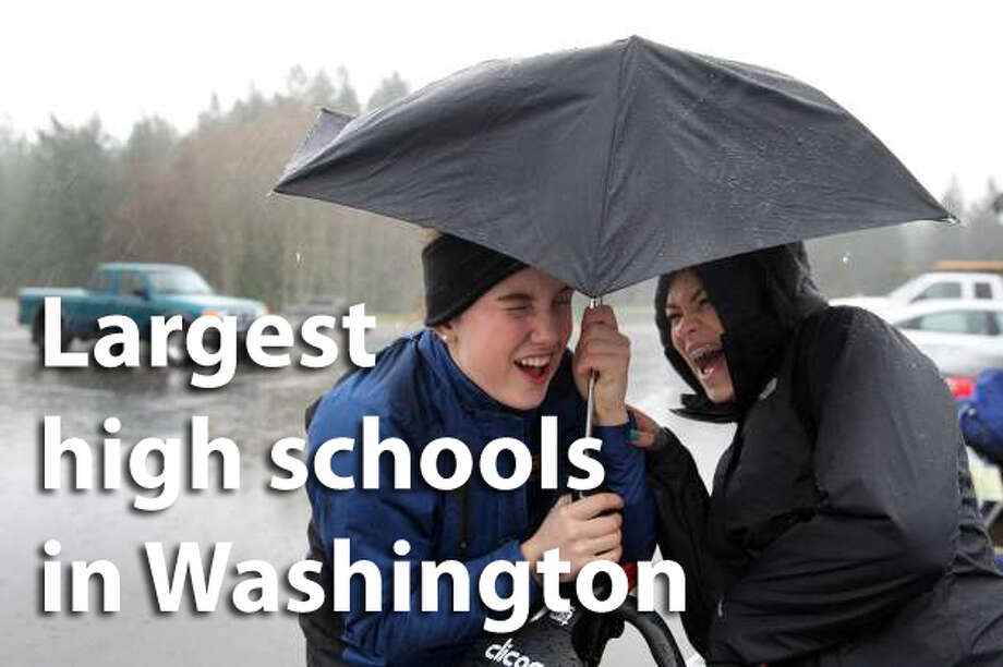 School ranking site Niche has ranked the state's largest high schools based on last school year's enrollment numbers according to the U.S. Department of Education. If you had a big graduating class, see if your alma mater is on the list. Photo: AP Photo