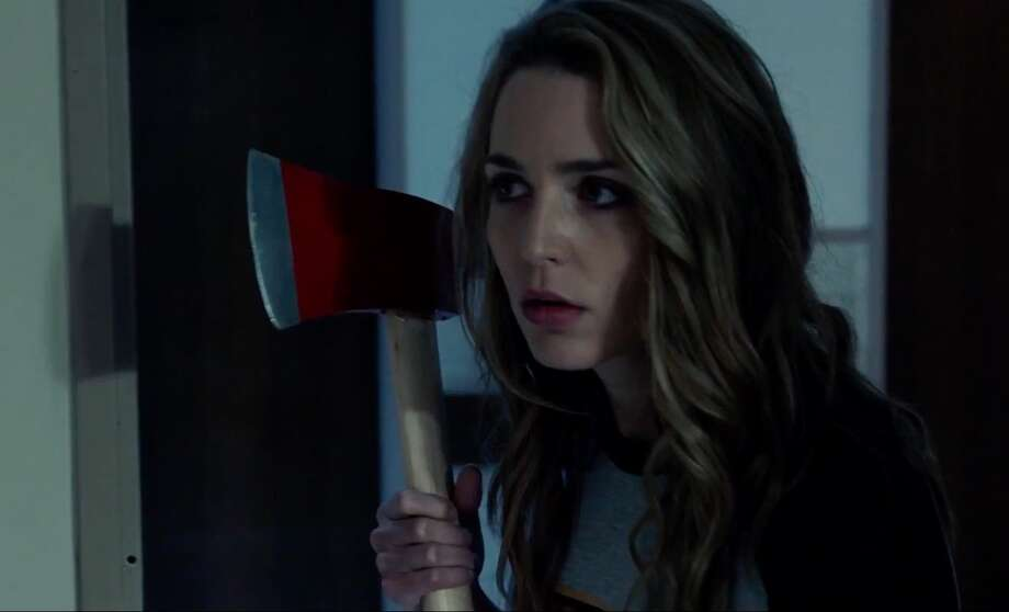 "Jessica Rothe in ""Happy Death Day:  (2017) credit: Tree Gelbman"