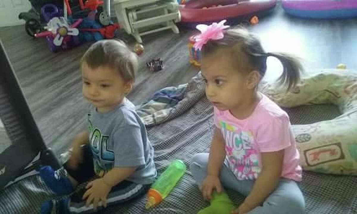 Adam Lee Thomas, 28, and Denise Rae Watson, 26, are each facing life in prison after two of Watson's children wound up in Texas Children's Hospital south of downtown Houston with life-threatening injuries in early September. The children, 2-year-old Thomas and 3-years-old Amery, were placed in a child intensive care unit with several injuries, including fractures, bruises and internal bleeding.