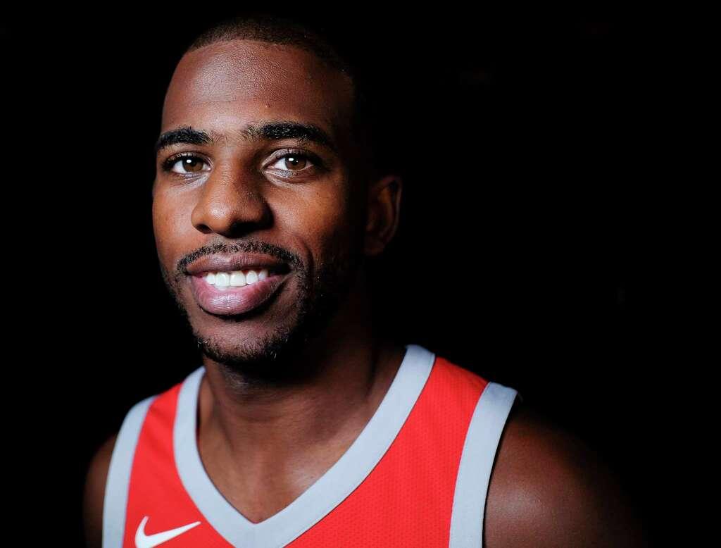 Rockets James Harden Chris Paul blend leadership skills