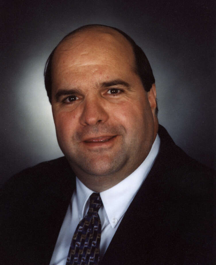 Former Colonie town justice Richard DiStefano from a provided photo from 2001. Photo: HAND OUT / ALBANY TIMES UNION
